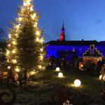 Neßmersiel, Ferienhaus, Lütestburg, Weihnachten, Urlaub, Advent, Ferien, Auszeit